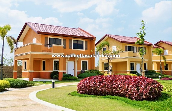 Camella Calamba House and Lot for Sale in Calamba Philippines