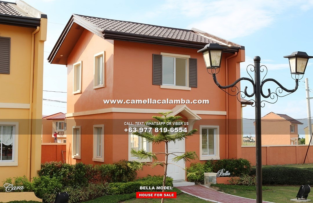 Bella House for Sale in Calamba