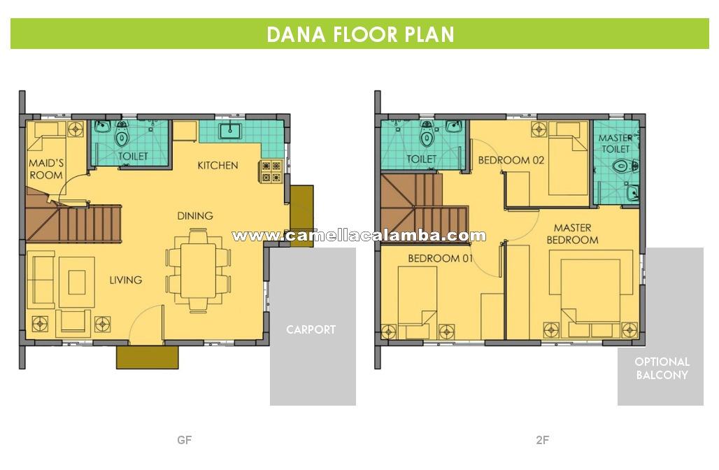 Dana  House for Sale in Calamba