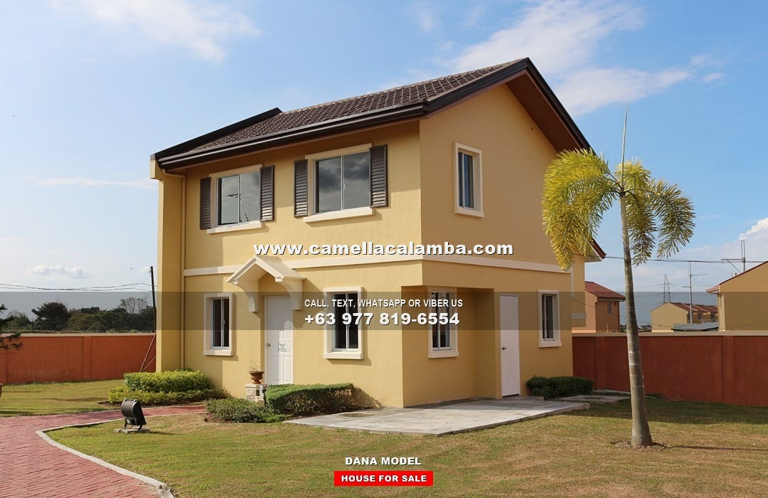Dana House for Sale in Calamba