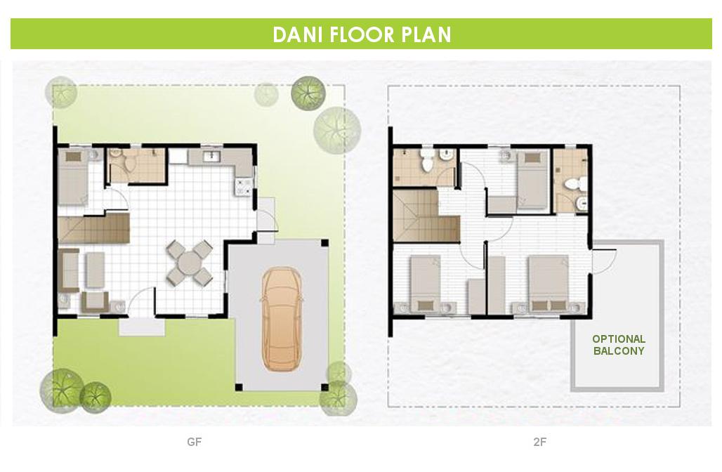 Dani  House for Sale in Calamba