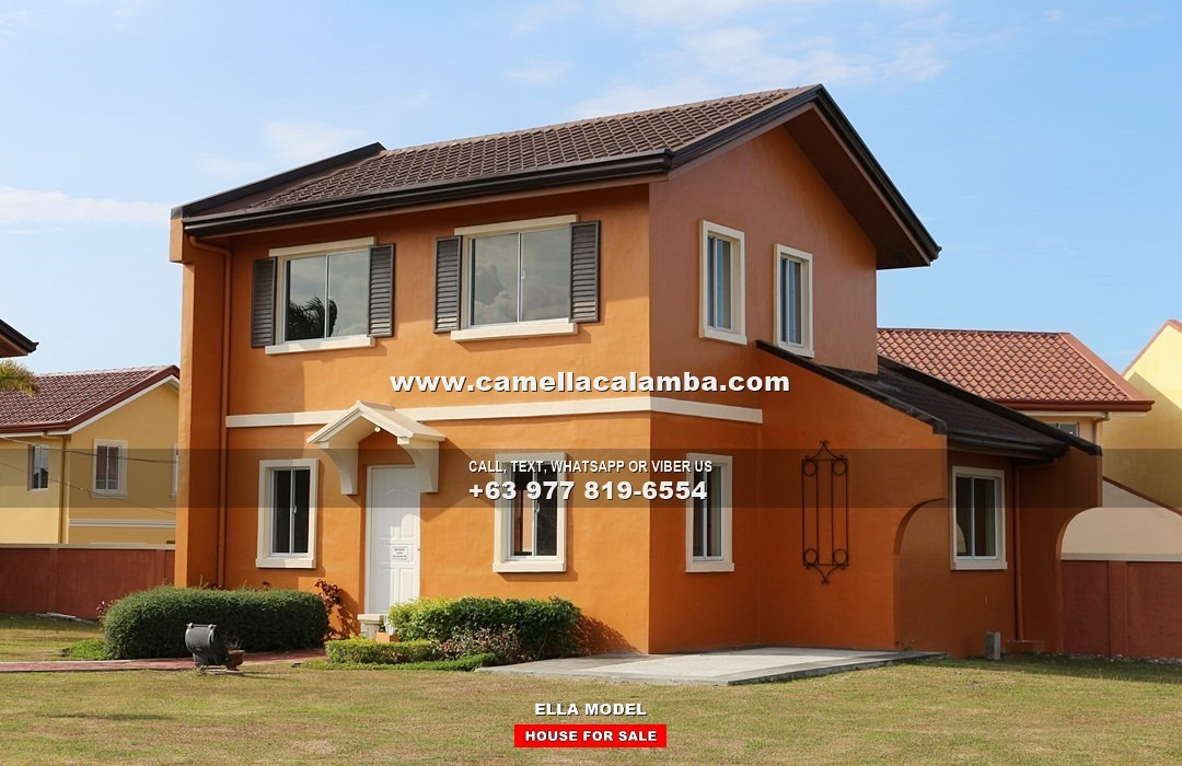 Ella House for Sale in Calamba