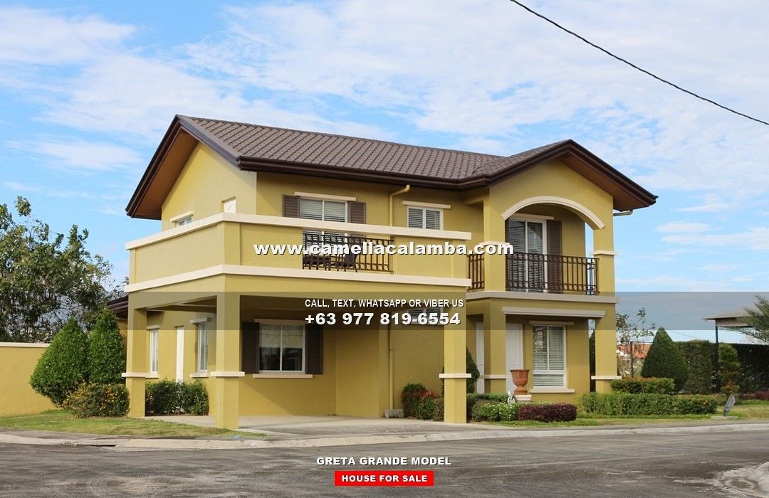 Greta House for Sale in Calamba
