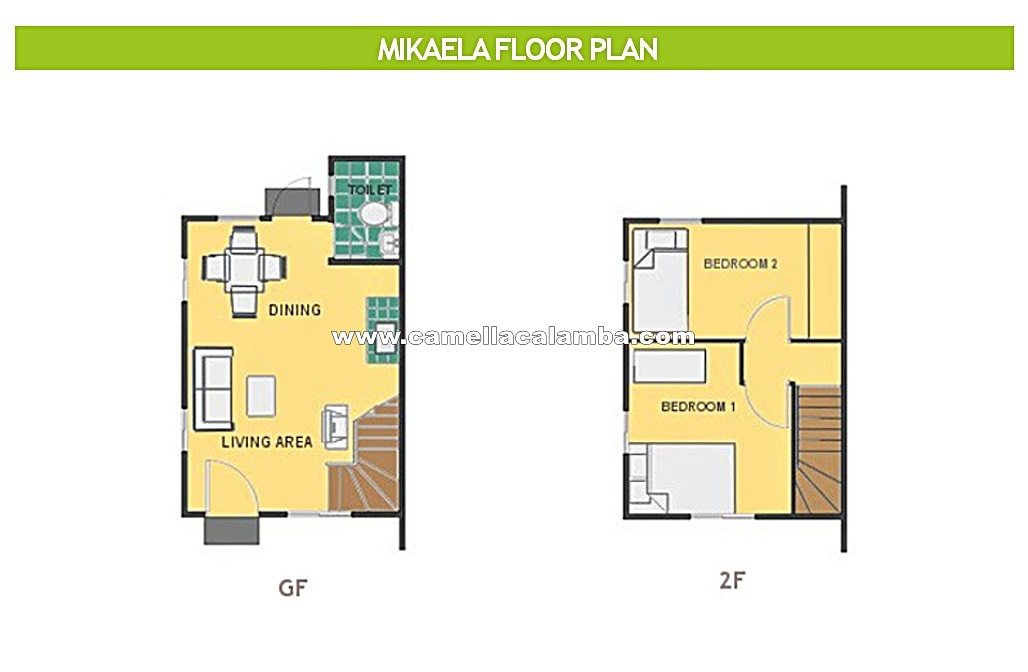 Mikaela  House for Sale in Calamba