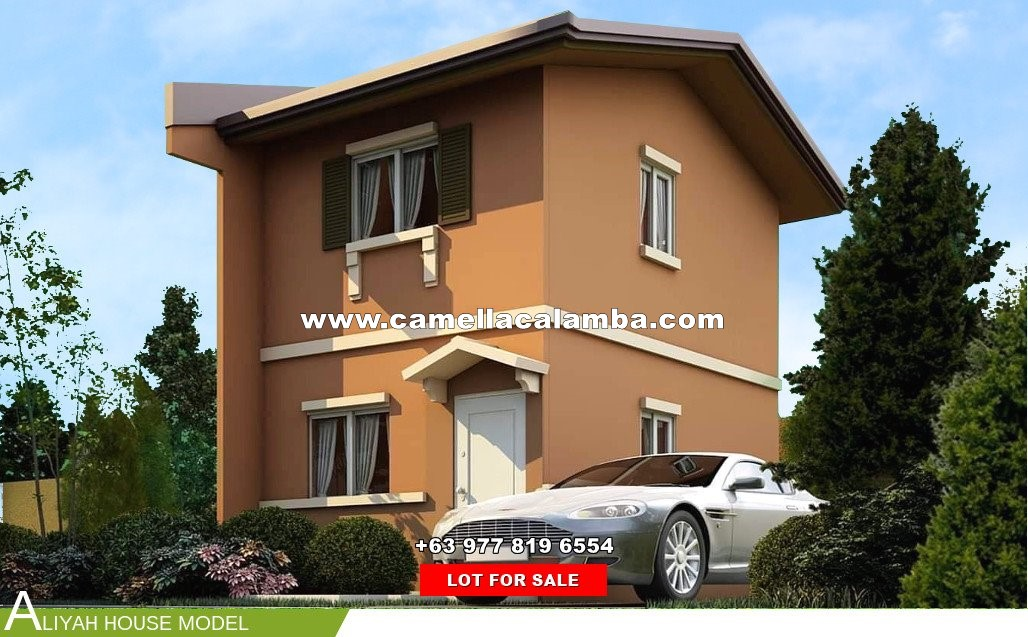 Aliyah House for Sale in Calamba
