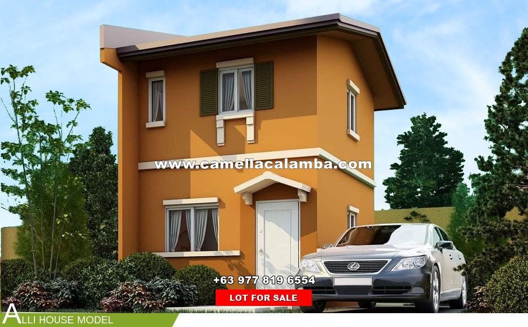 Alli House for Sale in Calamba