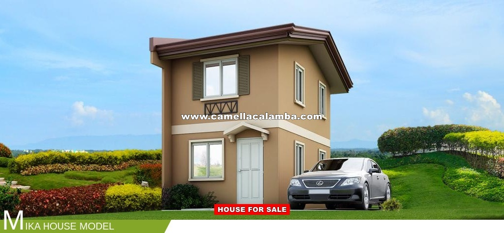 Mika House for Sale in Calamba