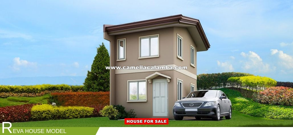 Reva House for Sale in Calamba