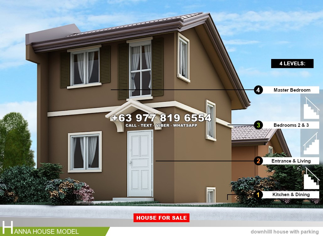 Hanna House for Sale in Calamba