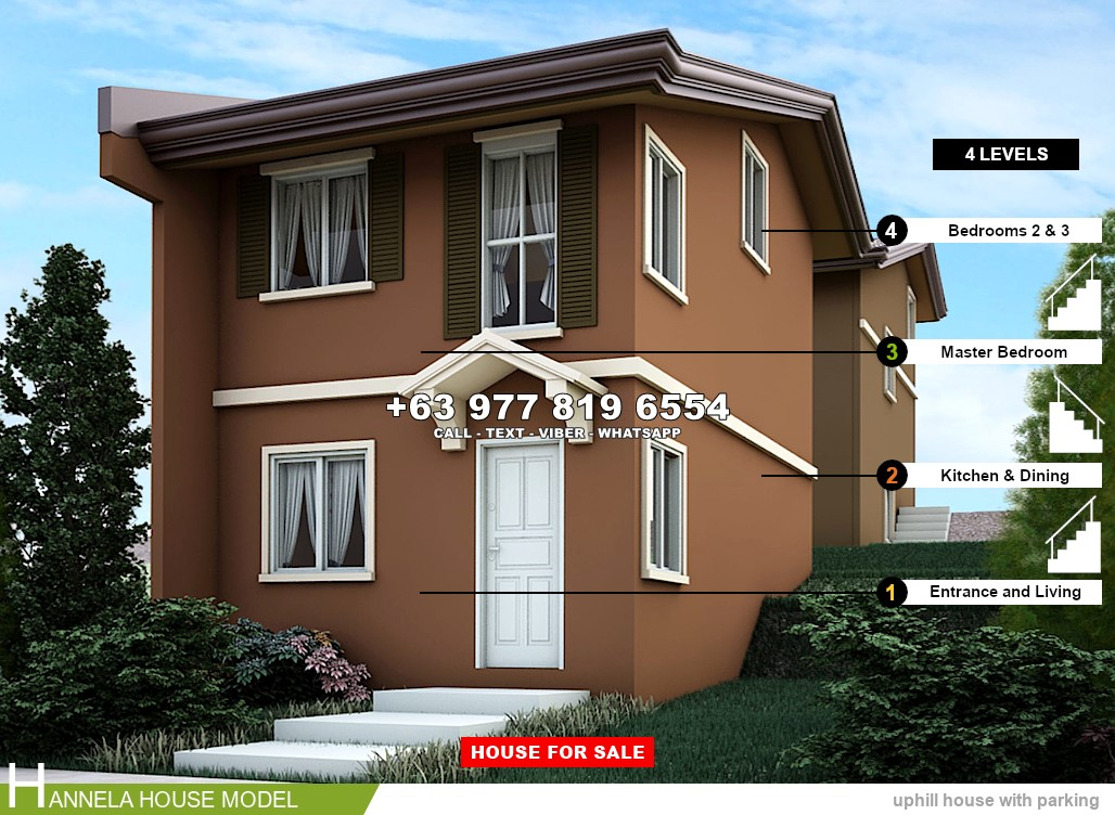 Hannela House for Sale in Calamba