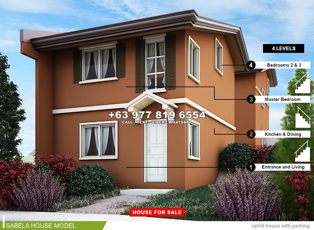 Isabela House for Sale in Calamba