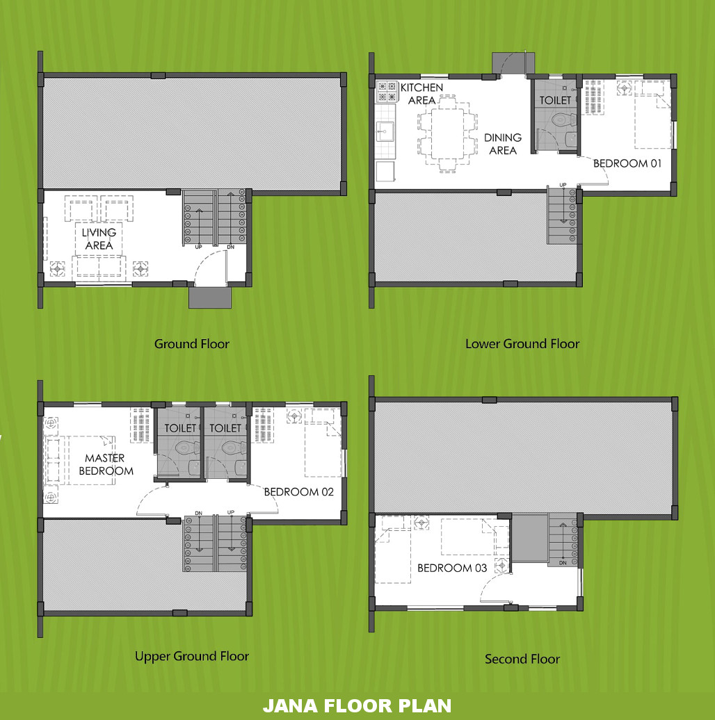 Janna  House for Sale in Calamba