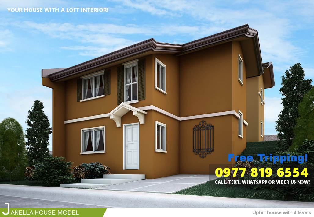 Janela House for Sale in Calamba