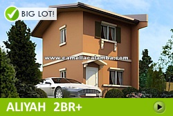 Aliyah House and Lot for Sale in Calamba Philippines