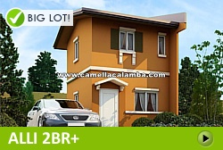 Alli House and Lot for Sale in Calamba Philippines