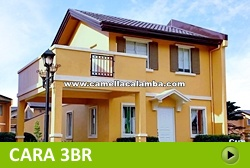 Cara House and Lot for Sale in Calamba Philippines