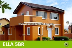 Ella House and Lot for Sale in Calamba Philippines