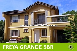 Freya House and Lot for Sale in Calamba Philippines