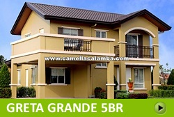 Greta House and Lot for Sale in Calamba Philippines