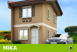 Mika House and Lot for Sale in Calamba Philippines