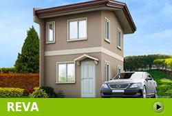 Reva House and Lot for Sale in Calamba Philippines