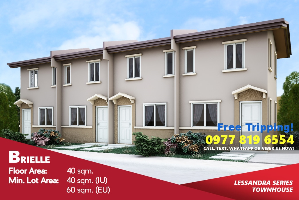 Brielle House for Sale in Calamba