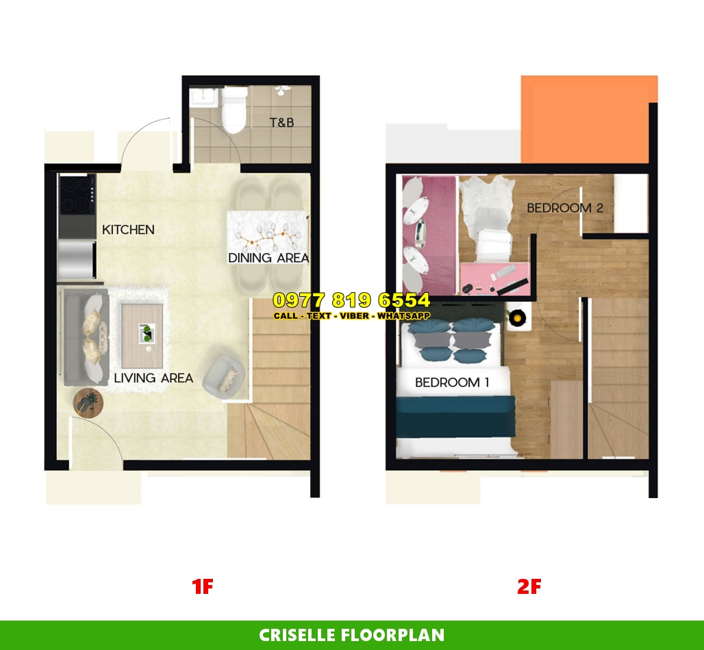 Criselle  House for Sale in Calamba