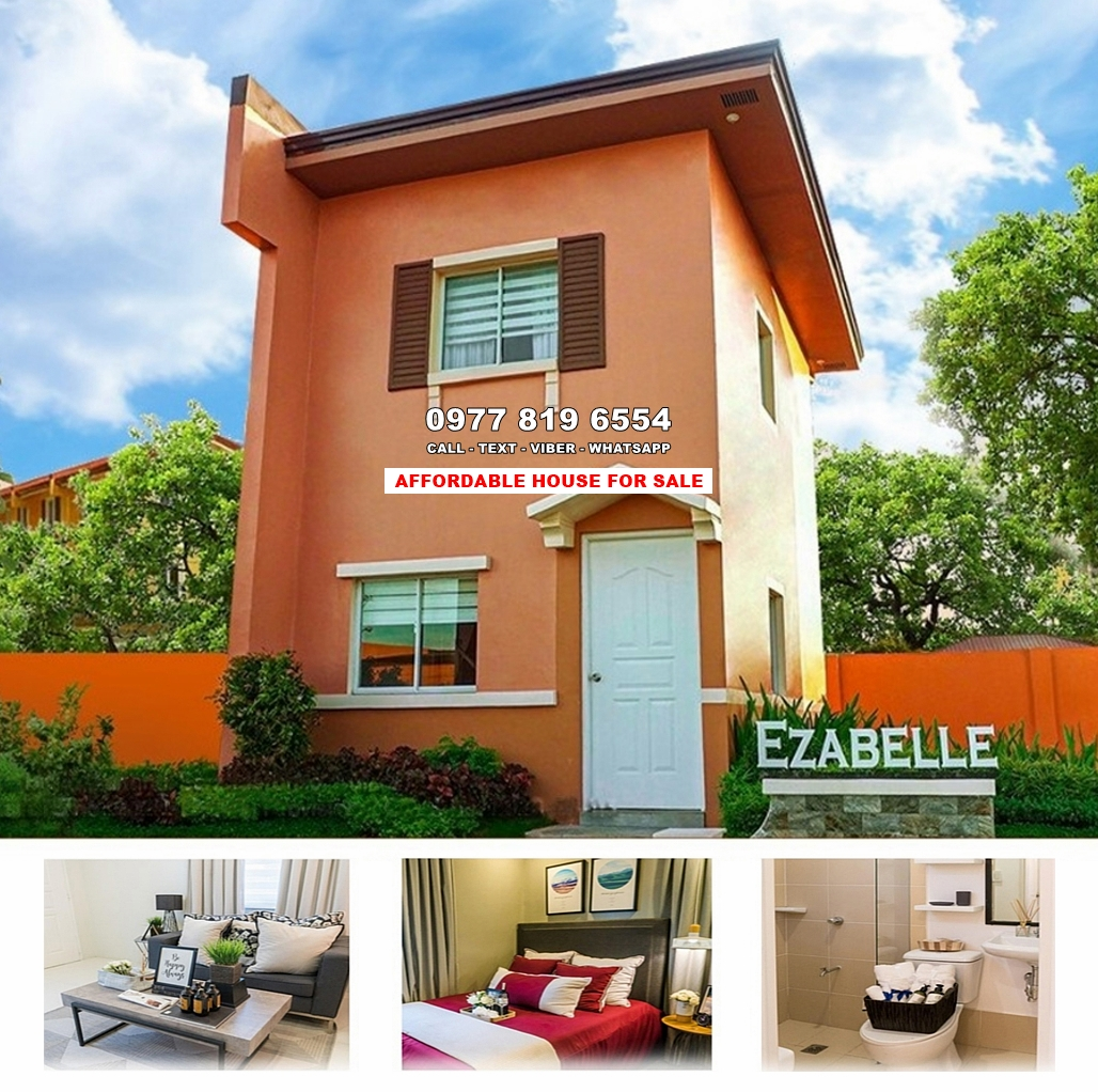 Ezabelle House for Sale in Calamba