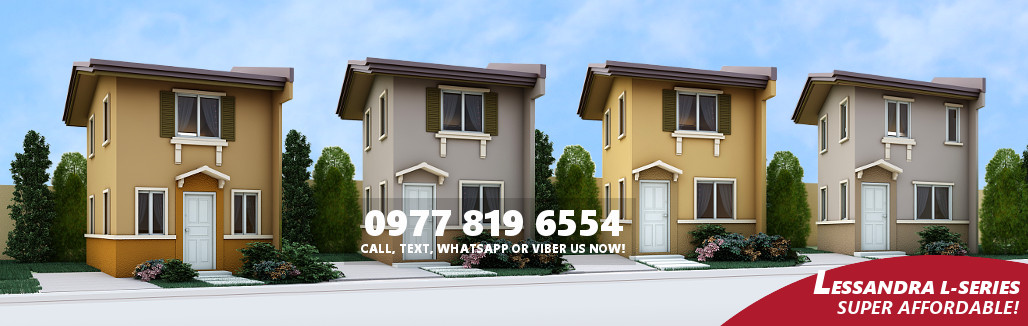 Lesandra L-Series Enclave - House for Sale in Calamba