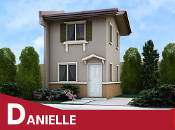 Danielle House and Lot for Sale in Calamba Philippines