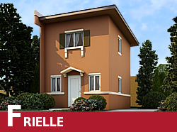 Frielle - Affordable House for Sale in Calamba