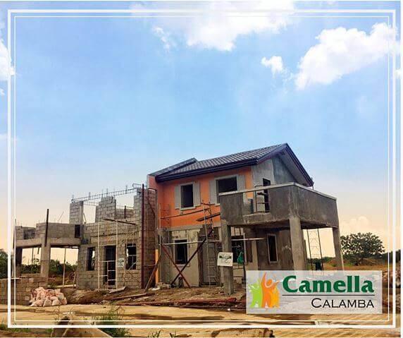 News regarding Camella Calamba.