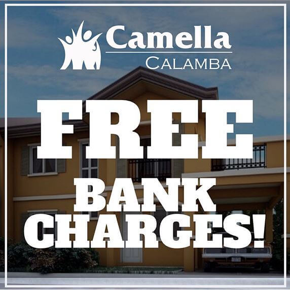 Promo for Camella Calamba.